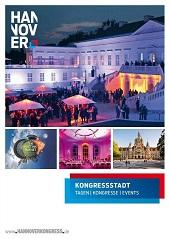Kongressbroschüre Hannover, aktualisierte Texte: Lobenstein, Hannover.